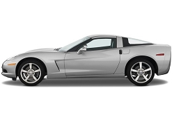 05-13 C6 Behind Wheels & Rocker (Non GS, Z06) Cleartastic®