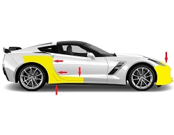 SAVE! Package# 3 - GS & Z06