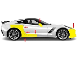 SAVE! C7 Package#4 - GS & Z06