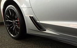 15-19 GS, Z06 Rocker, Brake Duct & Lower Door Cleartastic®  Protection kit